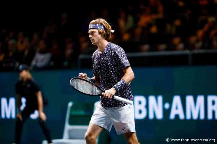 Andrey Rublev describes the conditions he likes the most