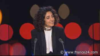 Encore! - Golshifteh Farahani: An Iranian actress in exile - FRANCE 24