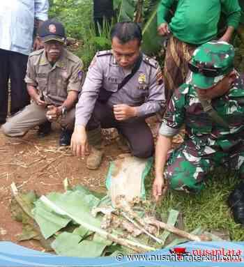 Potongan Kerangka Manusia Yang Diduga Korban Longsor Salem Brebes, Ditemukan Lagi - News Nusantara Terkini