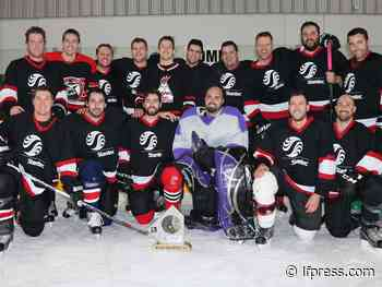 Stantec hockey tournament scores big for Camp Smitty near Eganville - The London Free Press