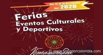 Ferias y Fiestas 2020 en Ventaquemada, Boyacá - Ferias y fiestas de Colombia - Viajar por Colombia