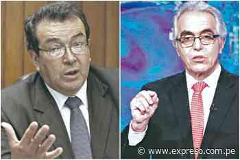 Gonzalo García y García Sayán causan polémica - Expreso (Perú)