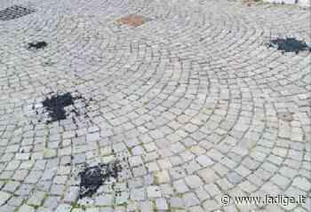 Povo, malumore dei residenti per la strada rattoppata - l'Adige - Quotidiano indipendente del Trentino Alto Adige