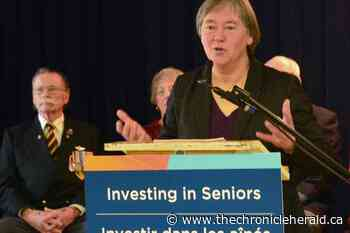 Federal minister announces $1.4 million in funding, including cash for Wolfville legion - TheChronicleHerald.ca