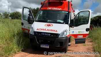 Homicídio Jovem com tornozeleira eletrônica é encontrado morto em Loanda 10/02/2020 às 09:21 - ® Portal da Cidade | Paranavaí