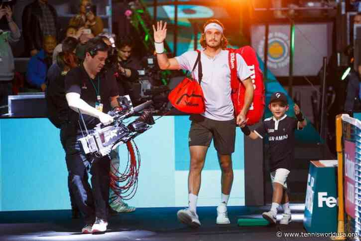 Stefanos Tsitsipas admits: 'I needed some time to find the rhythm against Hubert'