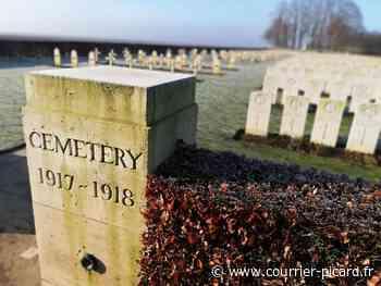 Villers-Bretonneux: tentative de suicide au cimetière militaire près de l'A29 - Courrier Picard