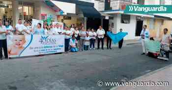 Plantón en Bucaramanga para rechazar el aborto - Vanguardia