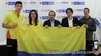 Selección juvenil de Squash fue abanderada para el Sudamericano de Ecuador - Extra Bucaramanga