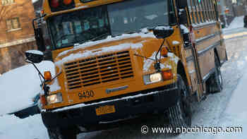 Some Chicago-Area, NW Indiana Schools Close Due to Snow