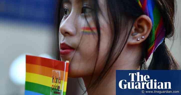 Vietnam accused of teaching young people that being gay is a 'disease'