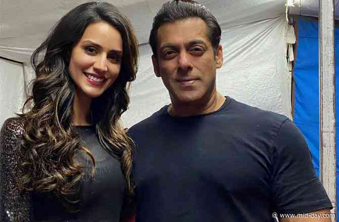 Everything you should know about the new girl in Salman Khan's camp: Larissa Bonesi