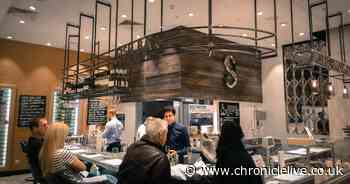 Saltwater Fish Co at Fenwick's Food Hall serves up sea-fresh fish - at a price