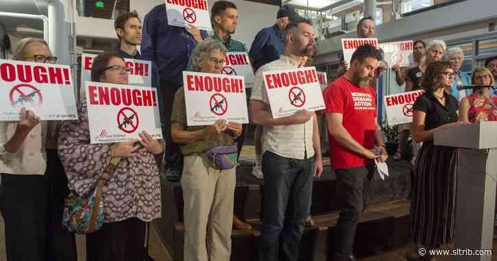 Utah lawmakers preparing red flag gun bills after original sponsor halts effort