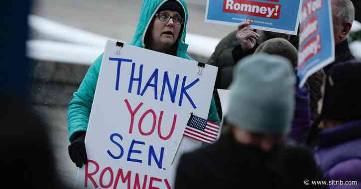 Letter: Only Romney lived up to this oath