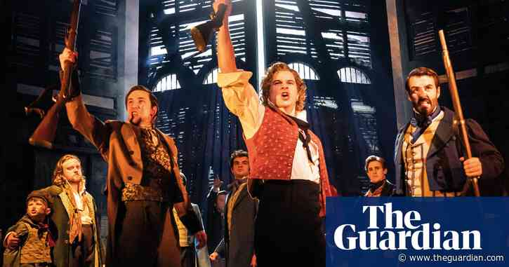 You still hear the people sing: Les Mis protest anthem blazes from France to China
