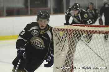 UPDATE: Islanders trade Kelly to Rouyn-Noranda, acquire forward Luke Wilson from Saint John for McCluskey - The Journal Pioneer
