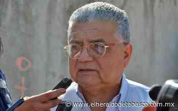 Tardará entre 4 y 5 meses desazolve de El Macayo: Padilla - El Heraldo de Tabasco