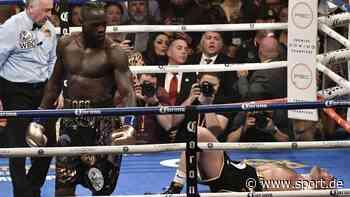 Boxen: Manny Pacquiao mit Prognose zu Deontay Wilder vs. Tyson Fury II - sport.de
