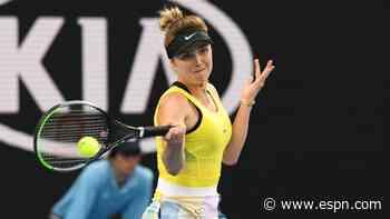 Svitolina breezes into Thai Open quarters