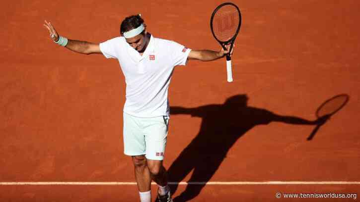Agent Tony Godsick denies rumors of Roger Federer playing Madrid and Rome