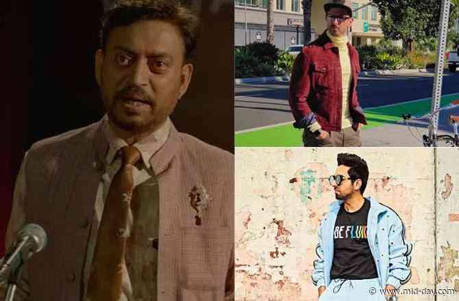 From Hrithik Roshan to Ayushmann Khurrana, Bollywood welcomes back Irrfan Khan