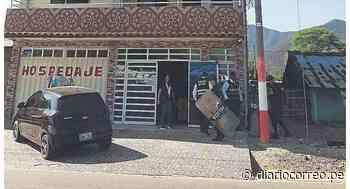 Incautan tres inmuebles y seis vehículos al gerente municipal de Salitral - Diario Correo