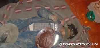 Espantosa muerte de minero en Socha | Boyacá - Extra Boyacá