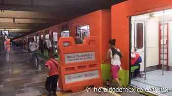 Metro CDMX: Retrasos de 25 minutos desde Múzquiz hasta Buenavista, Línea B - El Heraldo de México