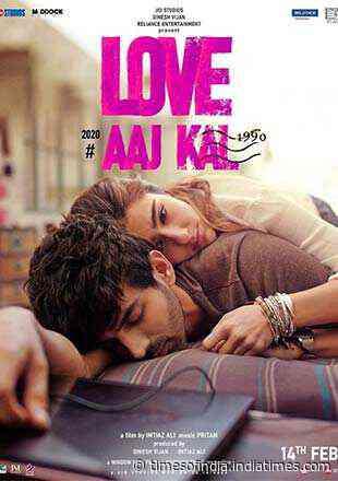 Movie Review: Love Aaj Kal - 3/5