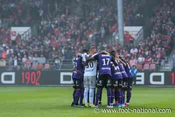Toulouse : Le gardien absent plusieurs semaines