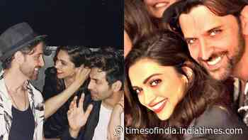 Throwback Thursday: Deepika Padukone's candid picture with Hrithik Roshan and Kartik Aaryan leaves fans intrigued!