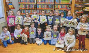 Kindergartenkinder aus Lutzerath sind jetzt bibfit - Eifel Zeitung