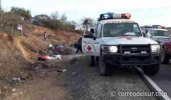 Los heridos del accidente cerca de Aiquile se recuperan en Sucre - Correo del Sur