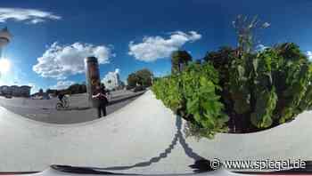 Ricoh Theta: 360-Grad-Kamera am Stil - Spiegel Online