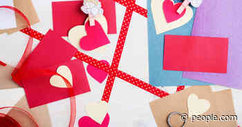 Live on People Now: Show Some Love With These Sweet Valentine's Day Crafts