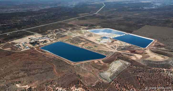 Trump's plan to create a uranium stockpile excites Utah mines