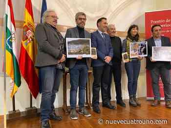 El Premio Justo: la presa de Enciso, protagonista de la foto del año - NueveCuatroUno