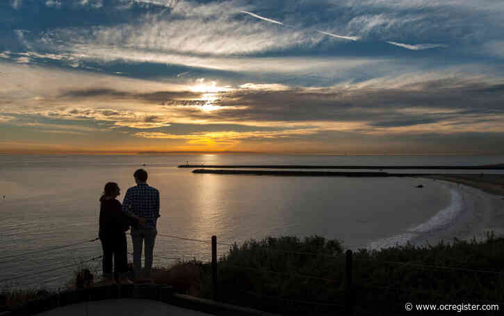 Looking for Valentine's Day romance? Try the coast