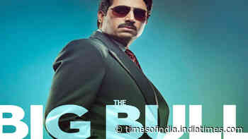 Abhishek Bachchan shares a new poster of his upcoming 'The Big Bull'