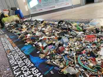 Prades-le-Lez : une exposition pour prendre conscience de l'impact du plastique sur les océans - actu.fr