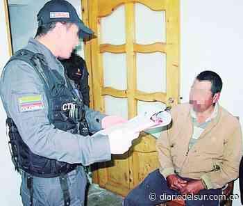 A mecánico lo privan de la libertad en Guachucal - Diario del Sur