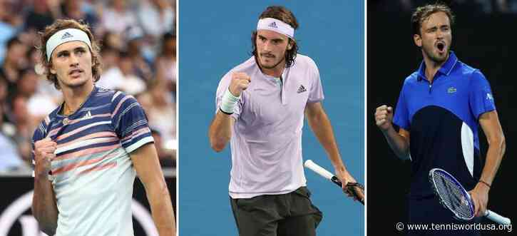 Why Tsitsipas, Zverev and Medvedev cannot become the future Big Three