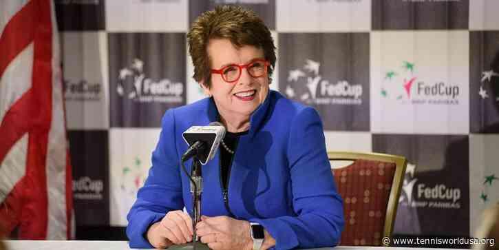 Billie Jean King: New Fed Cup Format is Huge