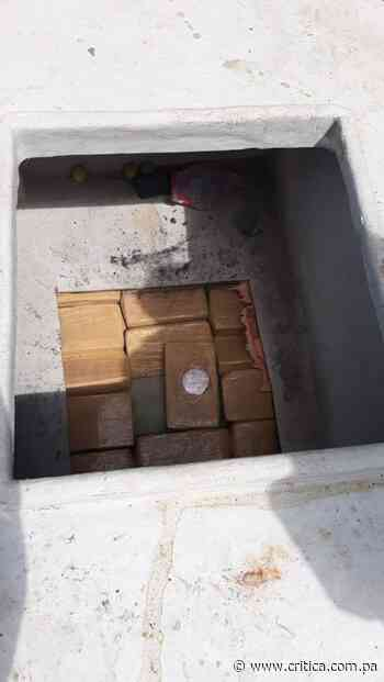 Tres colombianos detenidos por traficar 500 paquetes de droga en Punta Burica - Crítica