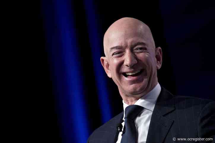 Jeff Bezos sets record with $165 million Beverly Hills home splurge