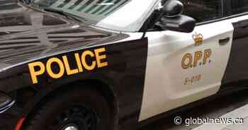 Wellington County OPP officer charged, suspended from duty