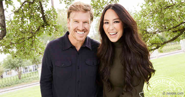 Chip Gaines On Why He Stepped Back to Let Joanna Lead: 'I've Accepted My Supporting Role'