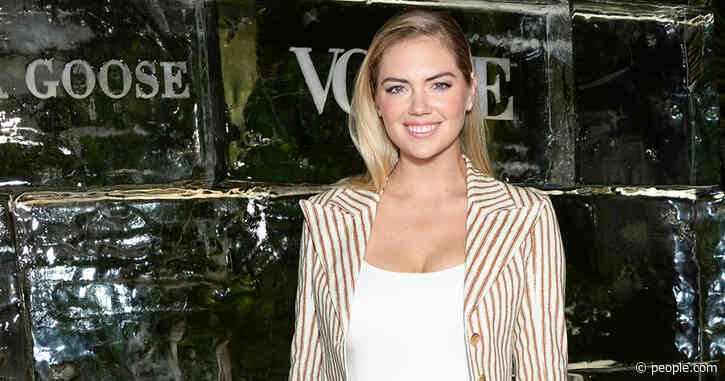 Kate Upton Says 'My Biggest Mom Shamer Is Myself': 'You Always Feel Like You're Falling Short'