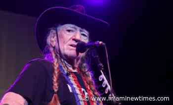 Things to Do in Fort Lauderdale: Willie Nelson at the Broward Center, February 18, 2020 - Miami New Times